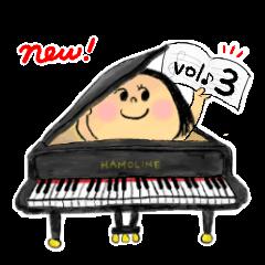 new♪ ハモリ~ヌちゃん