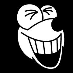 笑う犬の日常