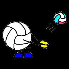 バレーボール 1