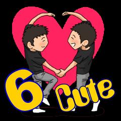 男同士で恋愛したっていいじゃん6(Cute)
