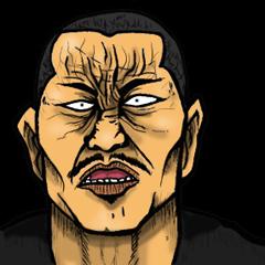 恐い顔の新潟弁