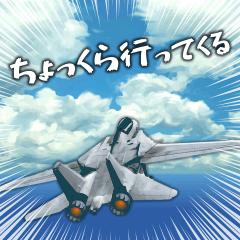 空の戦士たち