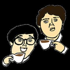 コーヒールンバ スタンプ