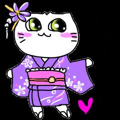 しんちゃん専用猫(夏編)